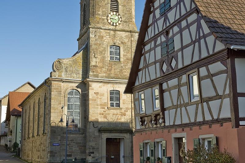 sinsheim-weiler-kirche